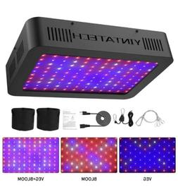 1200W LED Grow Light Full Spectrum, with 120pcs Dual Chips L