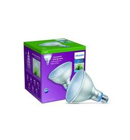 Philips 120W Equivalent Daylight PAR38 Medium LED Plant Floo