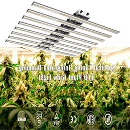 800W-400W Dimmable LED Grow Light Full Spectrum 660nm High P