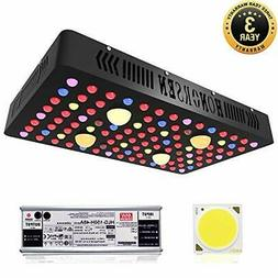 HONORSEN CREE COB 2000W Led Grow Light with MeanWell LED Dri