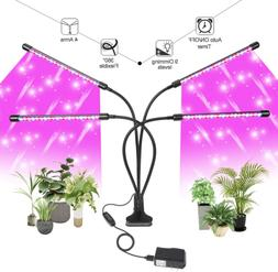 Grow Light For Indoor Plants LED Lamp Bulbs With Red Blue Fu