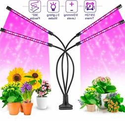 Grow Light, LED Growing Light for Indoor Plants, 80W 80 LED