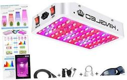 King Plus 600W LED Grow Light Full Spectrum for Indoor Plant