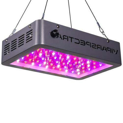 newest dimmable 600w dual chips led grow