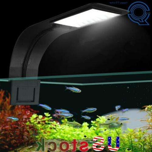 super slim aquarium led light 10w aquatic