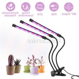 LED 5V Grow Light Plant Growing Lamp Lights with Clip Indoor