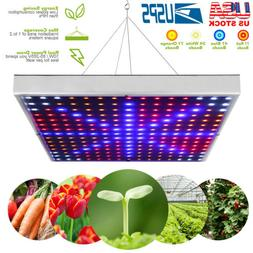 LED Grow Light Lamp Hydroponic Enegy Save Design 45W Indoor