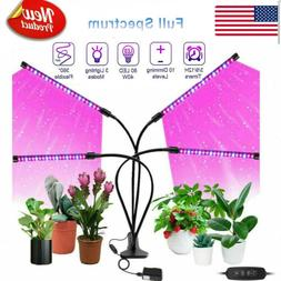 LED Grow Lights Indoor Plants Hydroponics Full Spectrum Plan