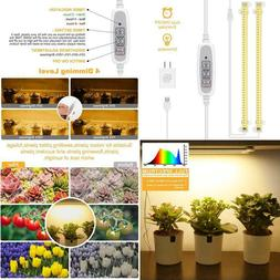 Mosthink Led Plant Grow Light Strips Full Spectrum For Indoo
