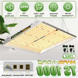 Mars Hydro TS 1000W LED Grow Lights Full Spectrum Hydroponic