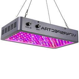 VIPARSPECTRA Newest Dimmable 1200W Dual Chips LED Grow Light