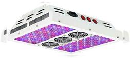 VIPARSPECTRA PAR600 600W 12-band LED Grow Light - 3-Switches