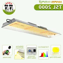 Mars Hydro TSL 2000W Led Grow Light Full Spectrum for Indoor