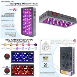 Viparspectra Ul Certified 450W Led Grow Light, With Daisy Ch
