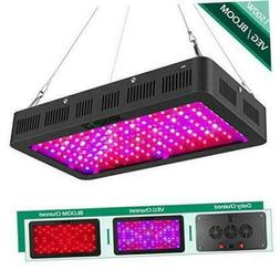 Yehsence 1500w LED Grow Light with Bloom and Veg Switch,  Bl