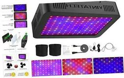 Yintatech 1200W LED Grow Light Full Spectrum with Veg and Bl